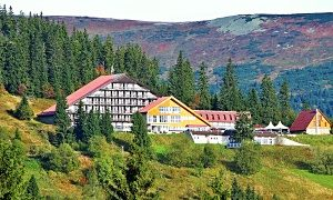 Hotel Energetik léto