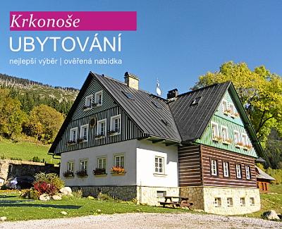 Ubytování Krkonoše - penziony, hotely, chaty, apartmány