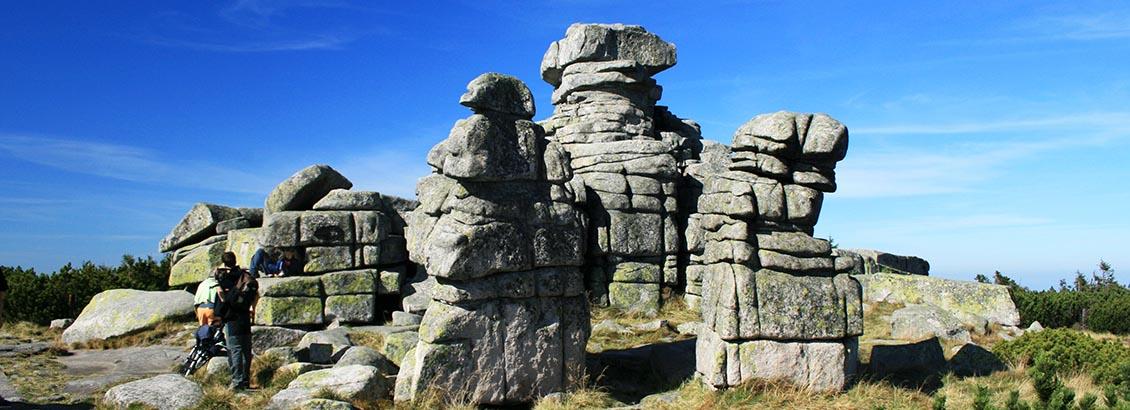 Mužské kameny a Dívčí kameny